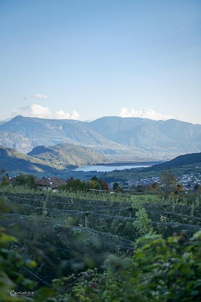 Südtirol Mendelpass und Kalterer See_1347