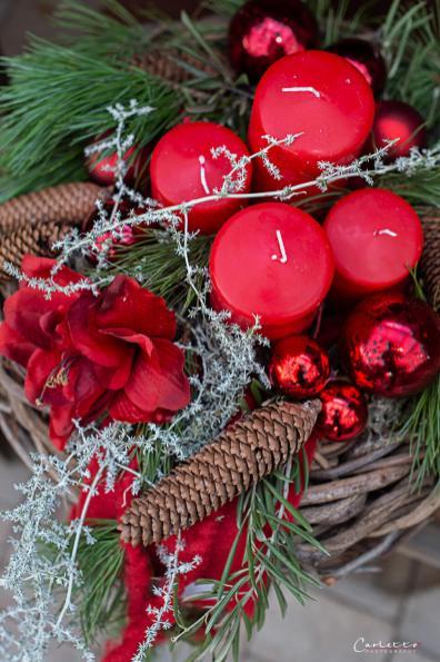 Weihnachtlicher Nusskranz_2655