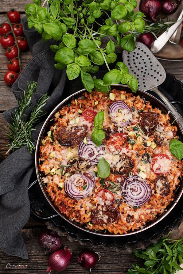 Pizza Nudel Auflauf_3592