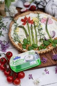 Gemüsegarten Tarte
