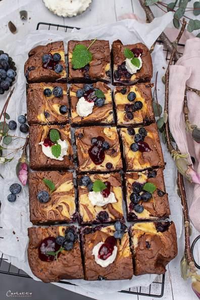 Schoko Cheesecake Brownies_9004