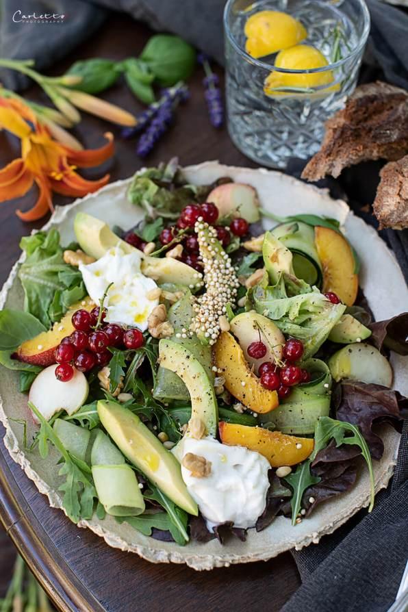 Marillen Avocado Salat_5571