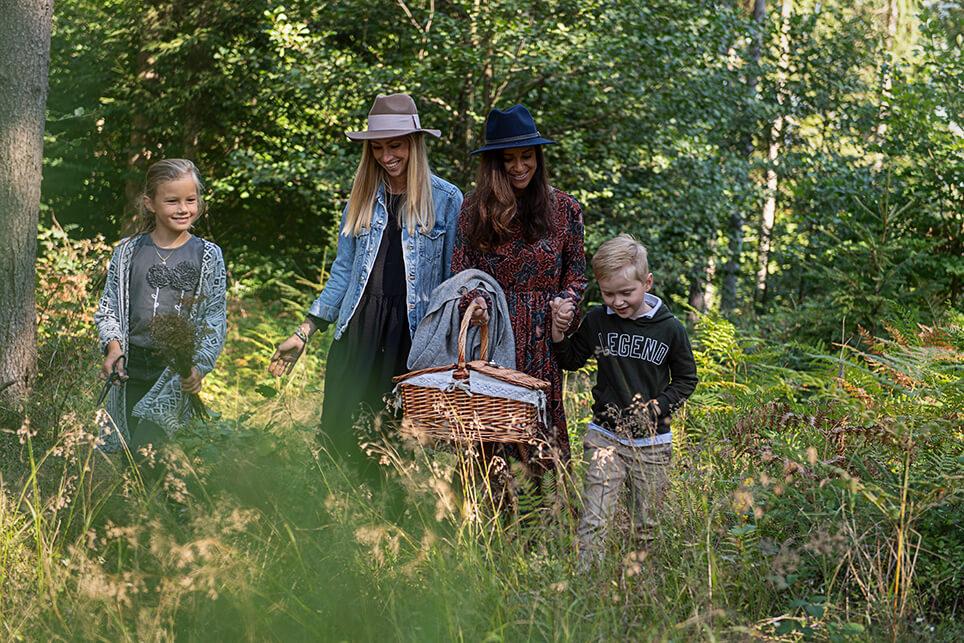 Herbstpicknick im Wald_4671