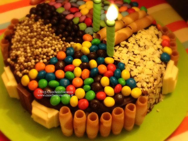Ginny' birthday Cake