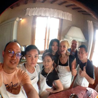 cooking classes tuscany