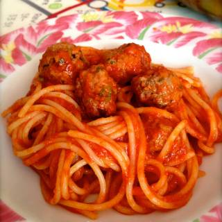 #Family Cooking Classes:The Best Meatballs Sauce for Spaghetti to remember your Holidays in Tuscany!