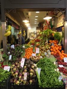 florence trip market course