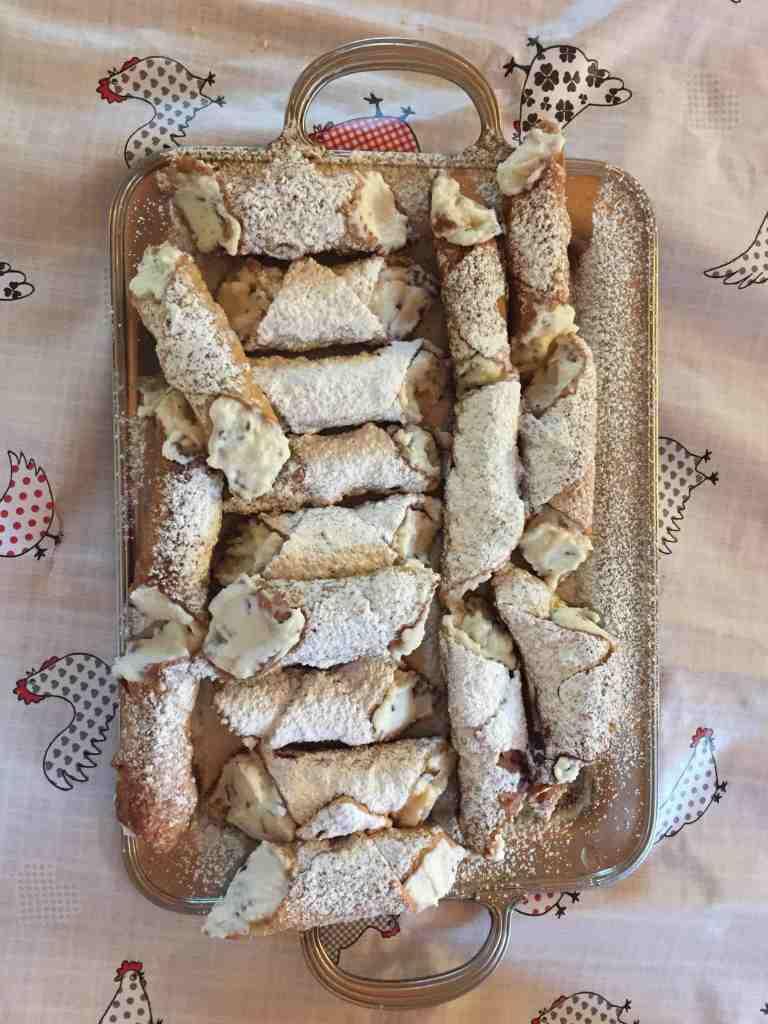 how making sicilian Cannoli