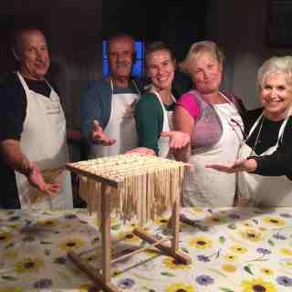 cooking class puttanesca sauce