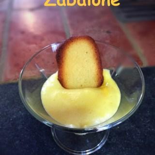 zabaione fluffy easy
