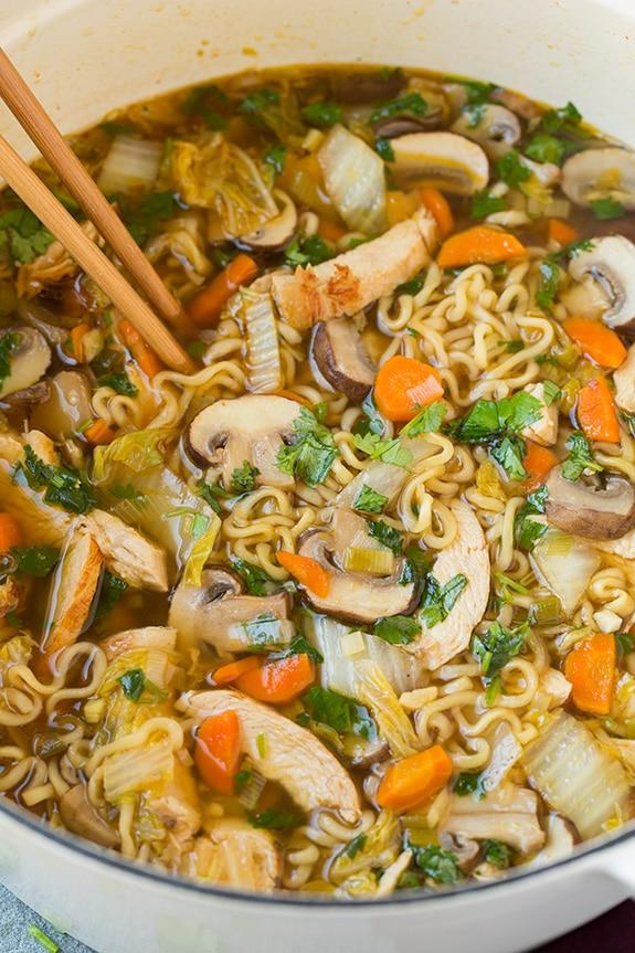 Fresh Ramen Noodles Nyc