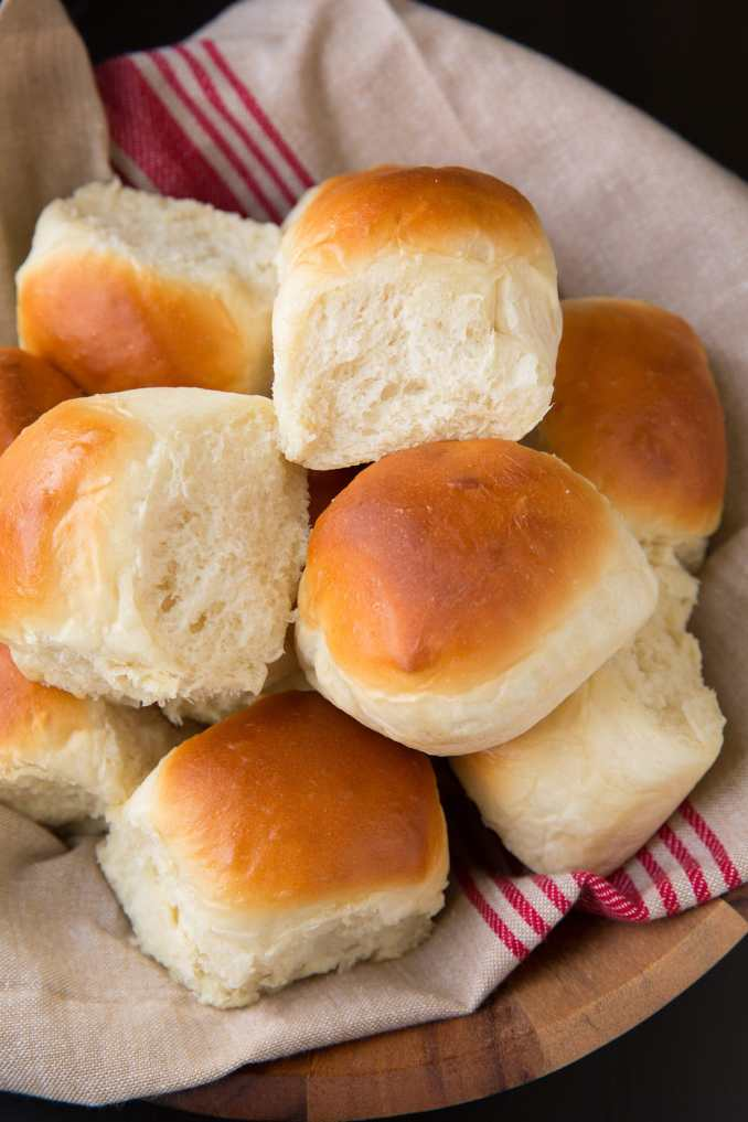 One-Hour Dinner Rolls - Cooking Classy