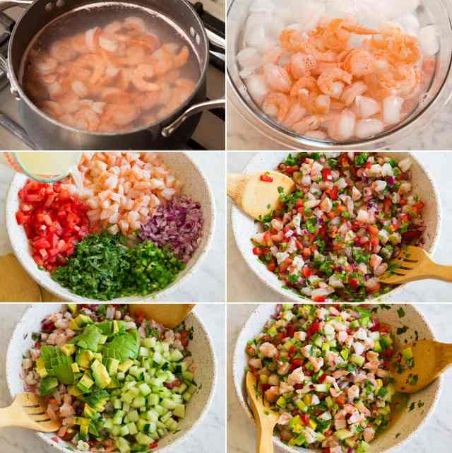 Ceviche Recipe (Shrimp or Fish) - Cooking Classy