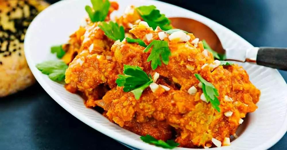 Kylling tikka masala hjemmelavet opskrift