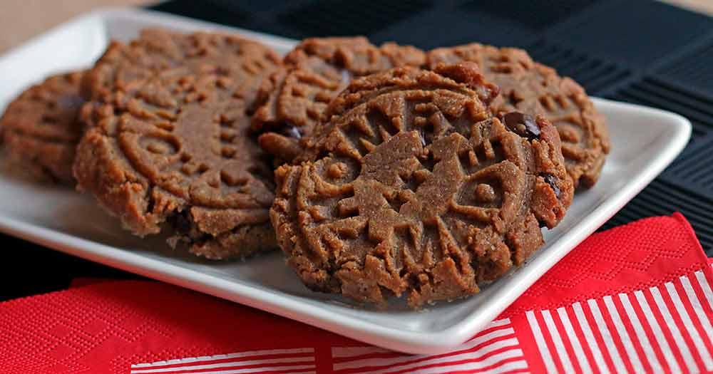 Peanutcookies glutenfri opskrift