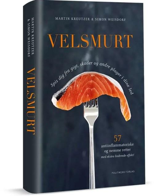 Antiinflammatorisk bog kogebog Velsmurt Kreutzer Weisdorf
