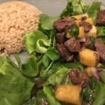 Vietnamese Shaking Beef Salad - CookingCoOp.com