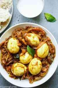 Kerala Style Egg Roast – Nadan Mutta Roast