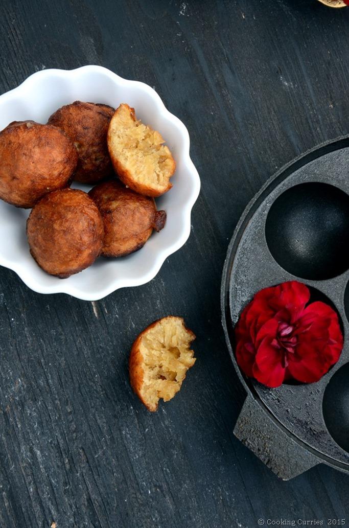 Easy 20 minute Unniappam - Mirch Masala - Vishu Onam Sadya Kerala Sadya Recipe (4)