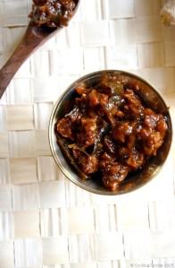 Inji Puli / Puli Inji / Inji Curry ~ Ginger Tamarind Pickle Curry | Kerala Sadya Recipe