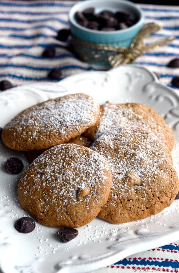 Peanut Butter Chocolate Chip Cookies - Mirch Masala (2)