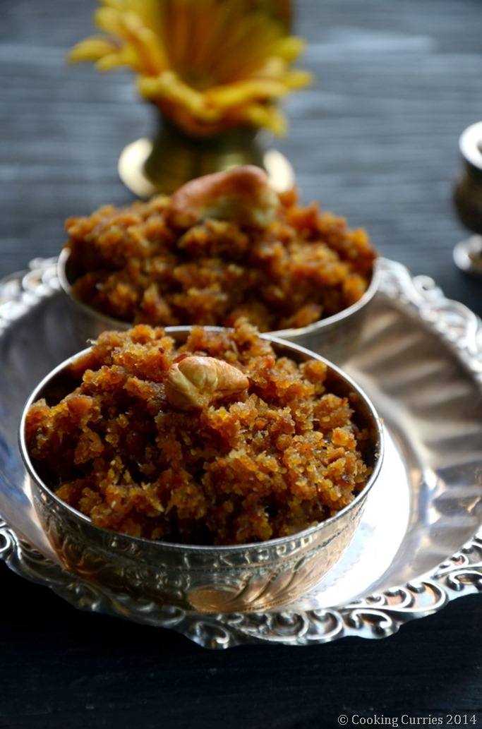 Okkarai - Roasted Chana Dal with Jaggery and Coconut - Diwali Recipe - Mirch Masala (3)