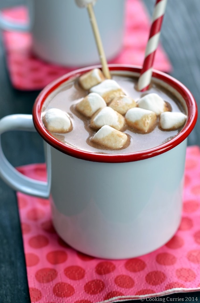 Triple Chocolate Hot Chocolate - Mirch Masala (2)