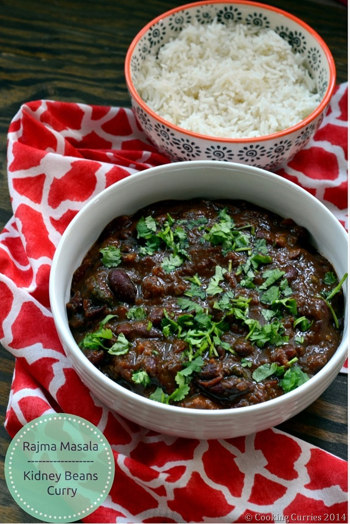Rajma masala kidney beans curry cooking curries rajma masala kidney beans curry vegetarian vegan gluten free indian food forumfinder Gallery