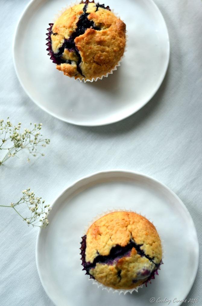 Meyer Lemon Blueberry Muffins - A Spring Recipe - Breakfast Brunch - www.cookingcurries.com (3)
