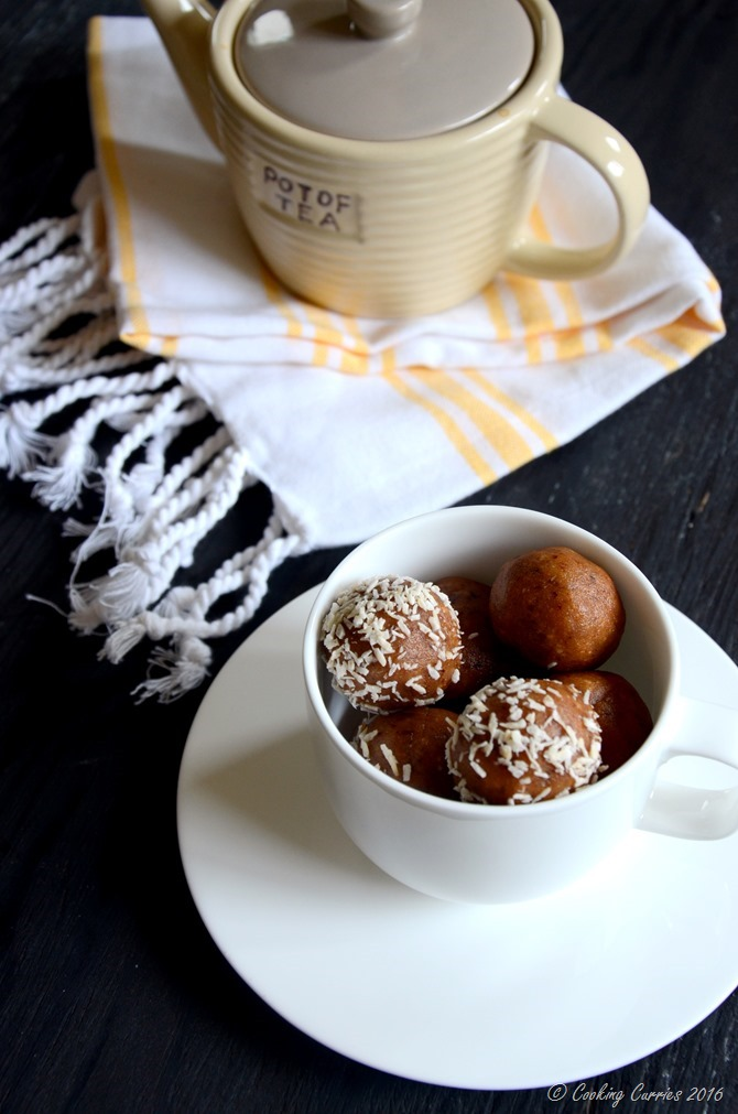 Almond Peanut Butter Rum Balls - no cook no bake recipe - www.cookingcurries.com (6)