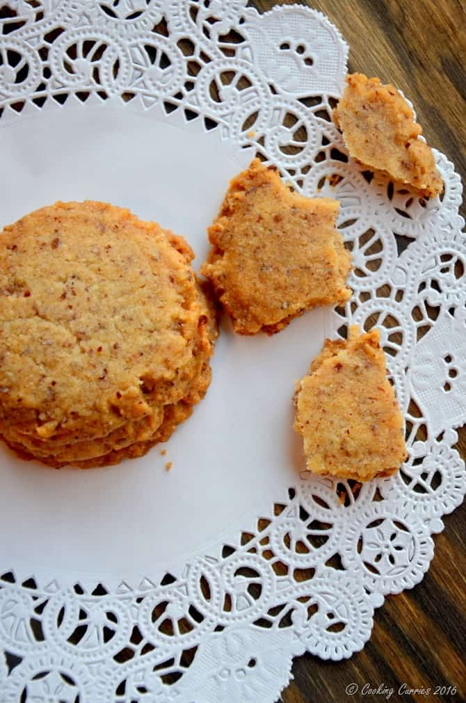 Eggless Honey Cardamom Anytime Cookies - www.cookingcurries.com (3)