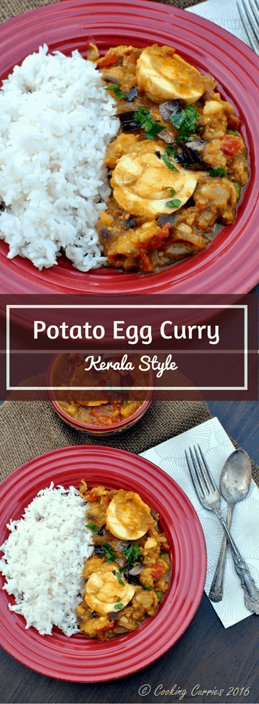 Potato Egg Curry - Kerala Style - www.cookingcurries.com