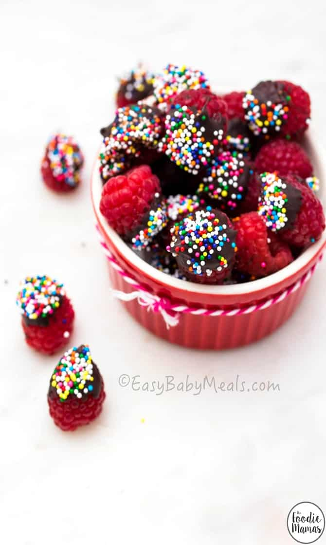 Chocolate Covered Raspberries- FM