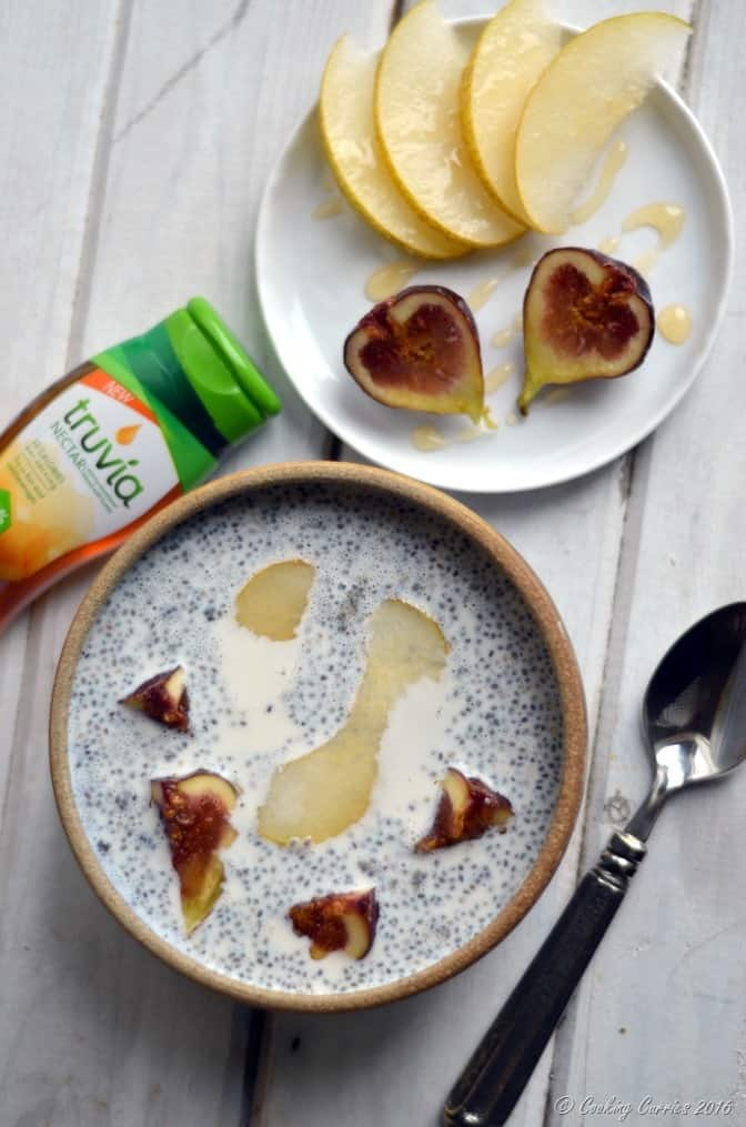 Buckwheat Chia Breakfast Pudding with Truvia Nectar (3)