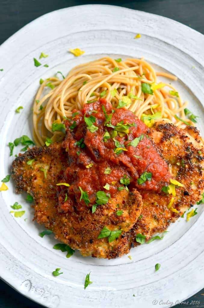 Chicken Parmesan - Comfort Food - www.cookingcurries.com (4)