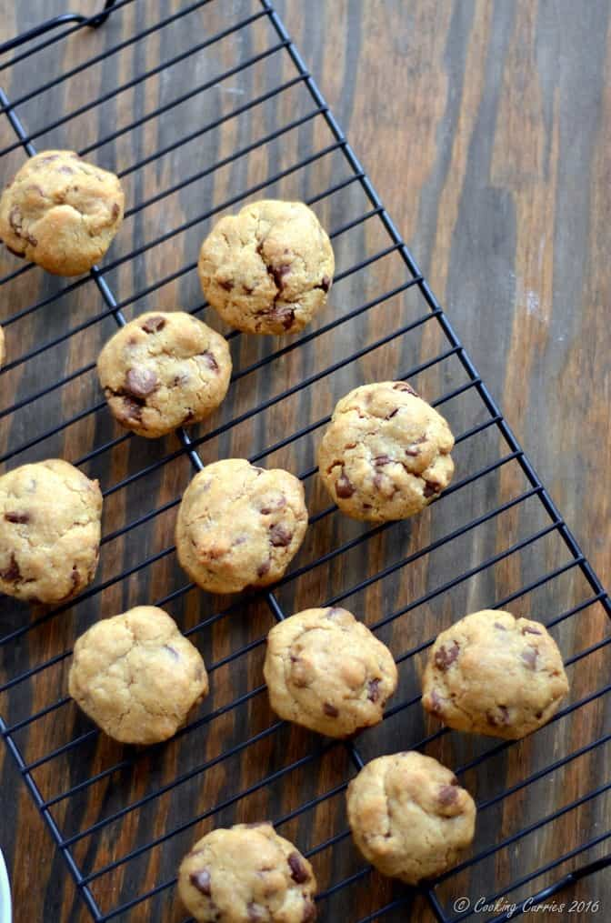 Eggless Chocolate Chip Cookies with Condensed Milk (3)