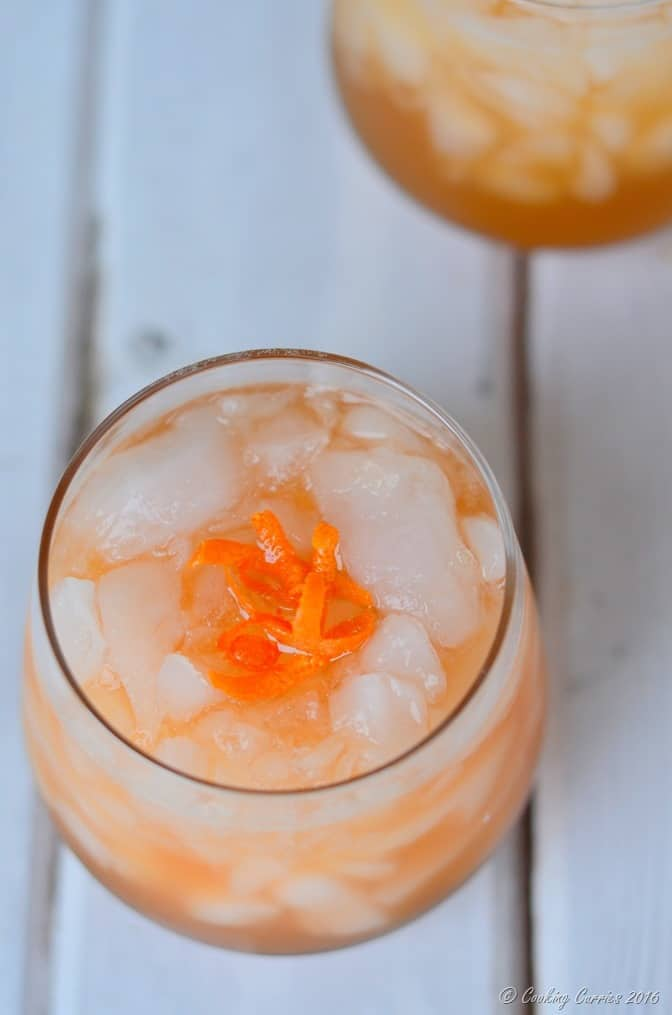 Orange Bourbon Smash (2)