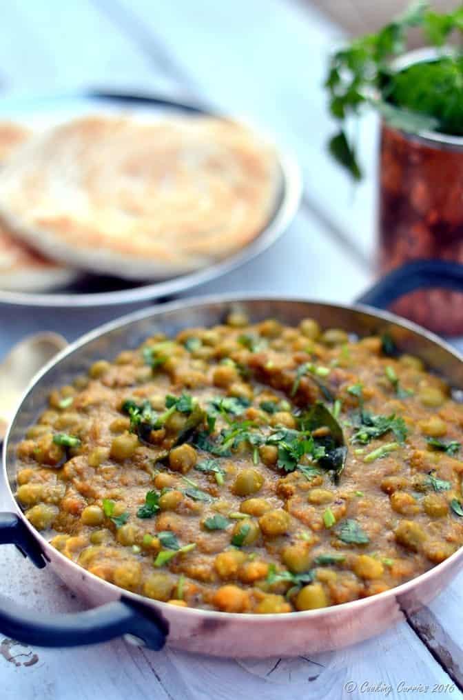 Peas Masala Curry - Kerala Style  (2)