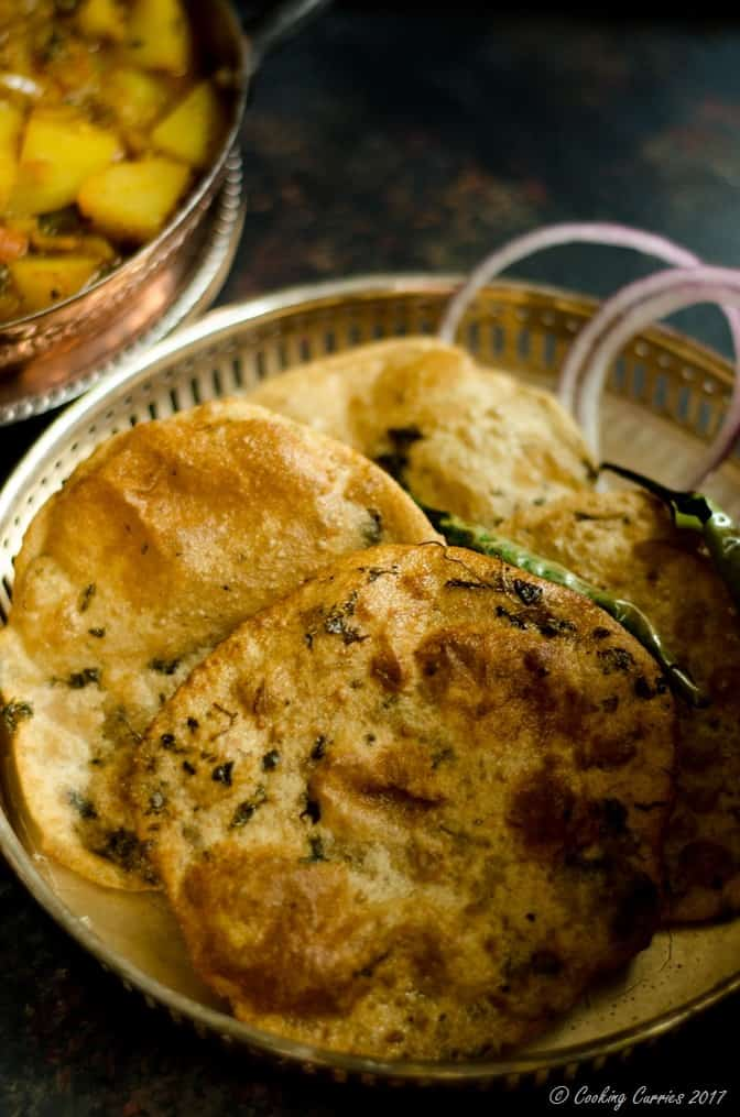 Methi Pooris (2 of 10)