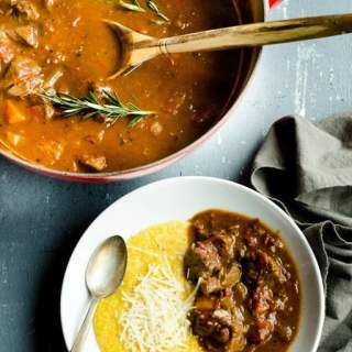 Irish Guinness Lamb Stew