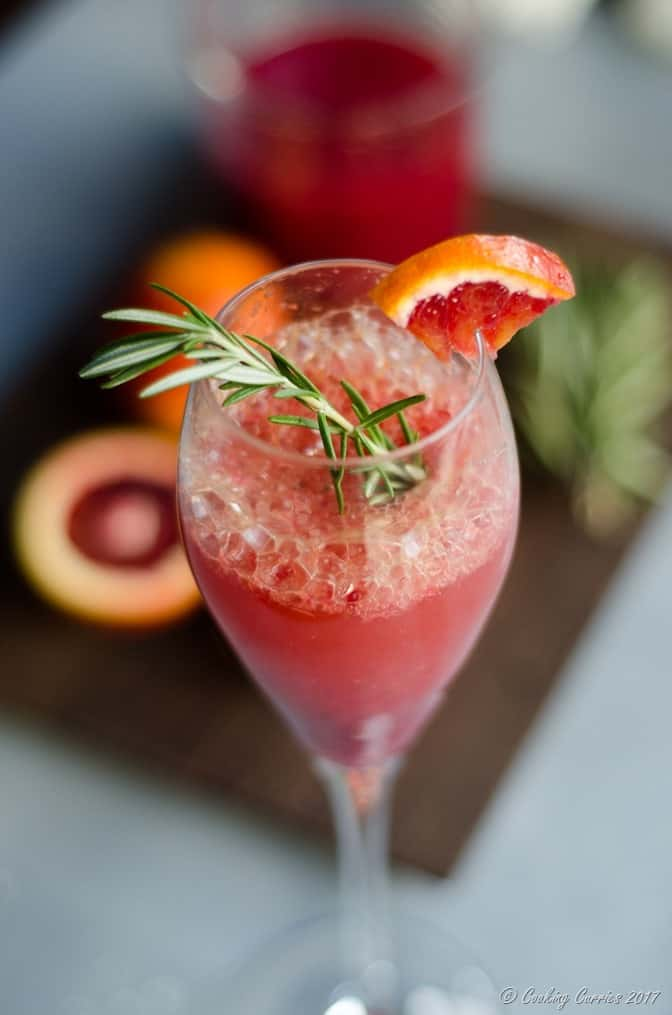 Blood Orange Mimosas with Rosemary and Vanilla (4 of 6)
