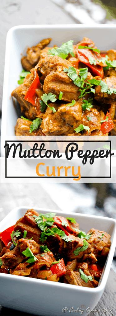 Mutton Pepper
