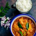 Kerala Tomato Chicken Curry