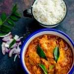 Kerala Tomato Chicken Curry
