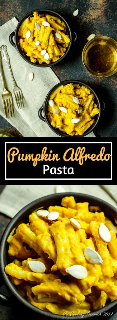 Pumpkin Alfredo