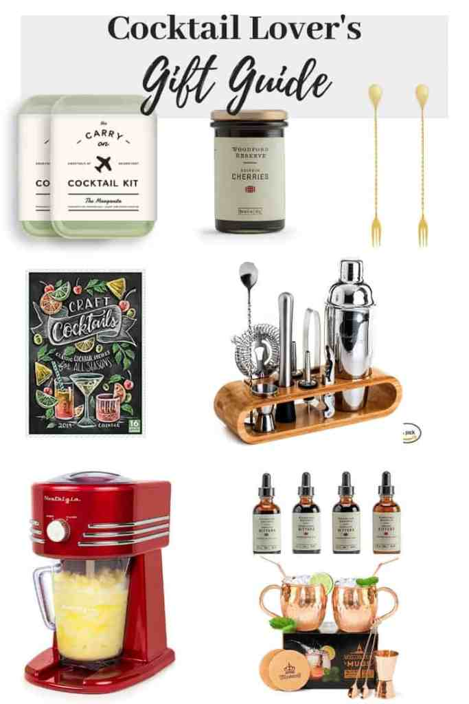 Cocktail Lover's Gift Guide