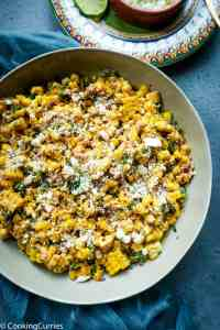 Spicy Mexican Corn Salad – Instant Pot