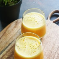 Immunity Boosting Citrus Juice with Turmeric and Ginger