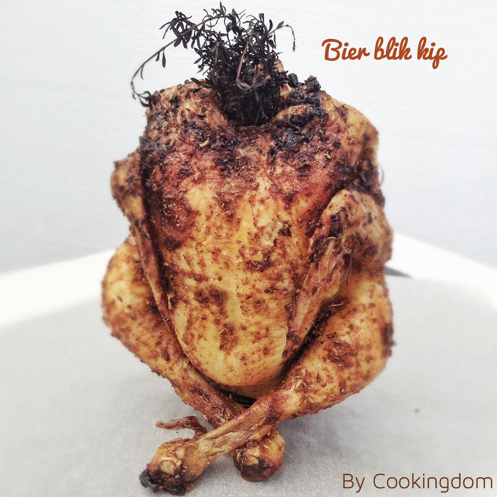 Kip op een bierblikje by Cookingdom