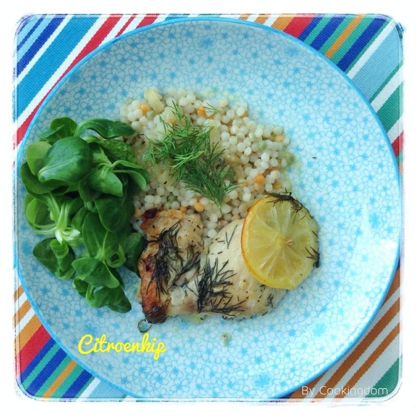 Citroenkip by Cookingdomblog
